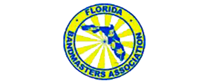 Florida Bandmasters Association Logo