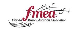 Florida Music Educators Association Logo