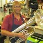 Carlos Oviedo Brass Instrument Repair Technician