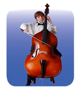 Upright Bass Player