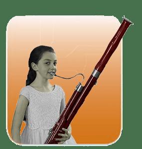 Bassoon Player