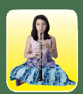 Oboe Player